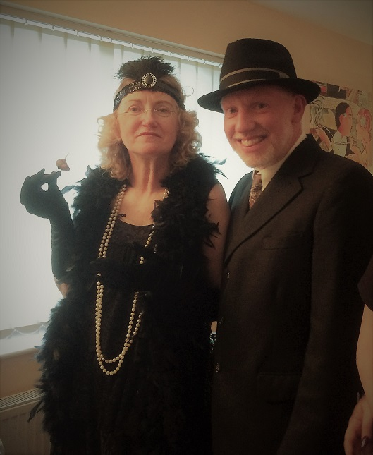 New York Prohibition guests at Twos and Threes Hideaway